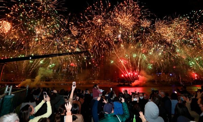 Warga Brisbane rayakan tuan rumah Olimpiade 2032
