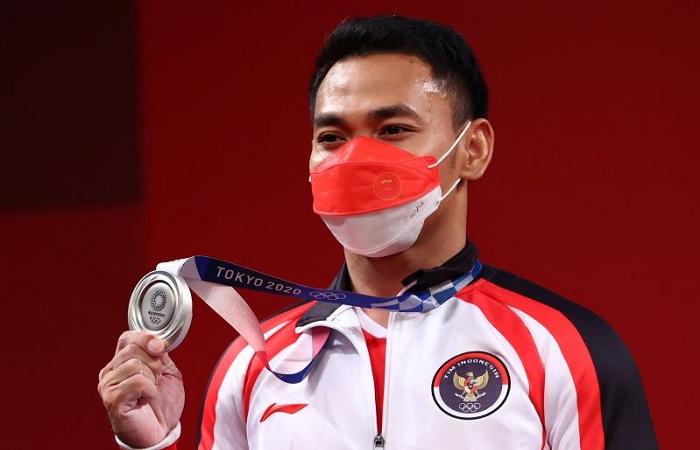 Eko Sukses Quattrick Medali Olimpiade