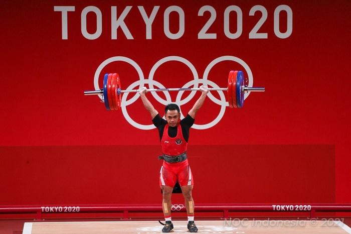 Eko sukses quattrick medali olimpiade quattrick medali olimpiade