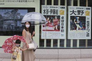 Tokyo Laporkan Kasus Virus Baru Beberapa Hari Setelah Olimpiade Dimulai