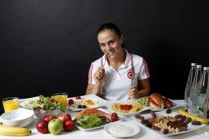 Begini Tips Pola Makan Sehat Ala Para Atlet Olimpiade