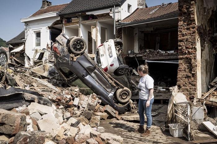 Banjir akibat pemanasan global
