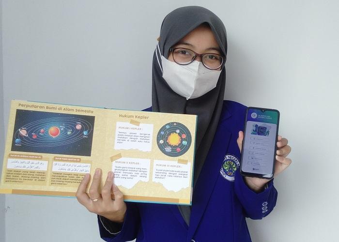 Samudra Mutiara Hasanah dengan Buku dan Aplikasi Qurraci