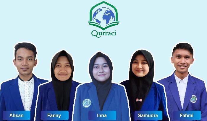 Mahasiswa UM Kembangkan Qurraci, Media Pembelajaran Alquran Interaktif Berbasis AR
