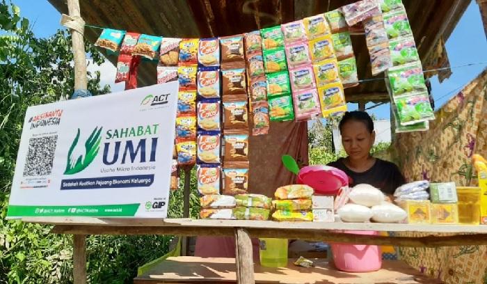 Lanjutkan Program Pembiayaan UMi, Komitmen Pemerintah Bangkitkan UMKM