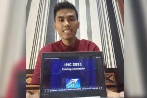 Mahasiswa ITS Raih Prestasi di Kompetisi Matematika Internasional