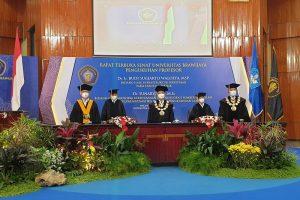 FT dan FMIPA UB Tambah Jumlah Deretan Profesor