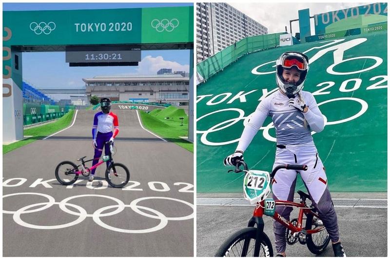 Alumni ITS Turut Rancang Thrill, Sepeda Atlet BMX di Olimpiade Tokyo 2020