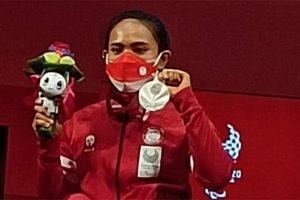Ni Nengah Widiasih Sumbang Medali Pertama untuk Indonesia di Paralimpiade Tokyo 2020