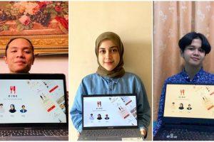 Lewat Aplikasi DINE, Mahasiswa ITS Bantu Pemesanan Dine in di Masa Pandemi