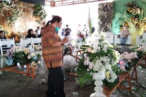 Komunitas Semar Gelar Semarak Wedding Collaboration of Decoration Malang Raya 2021