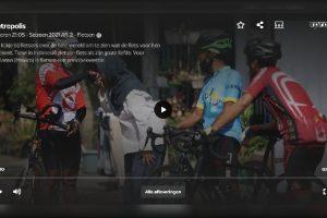 Kecintaan Tarwi Pada Sepeda Ditayangkan di VPRO TV Belanda