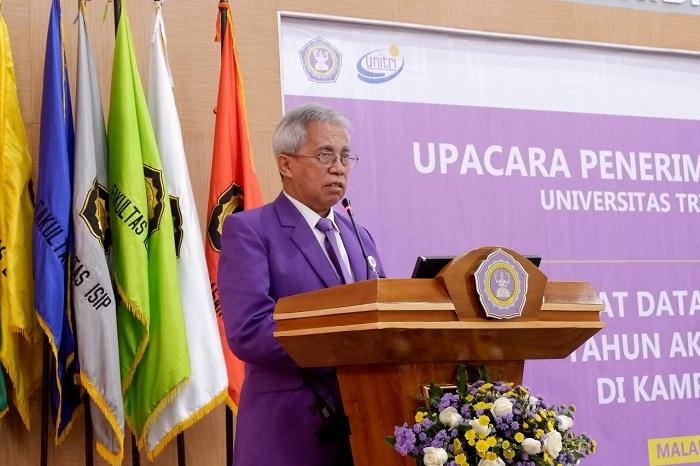 Rektor Unitri
