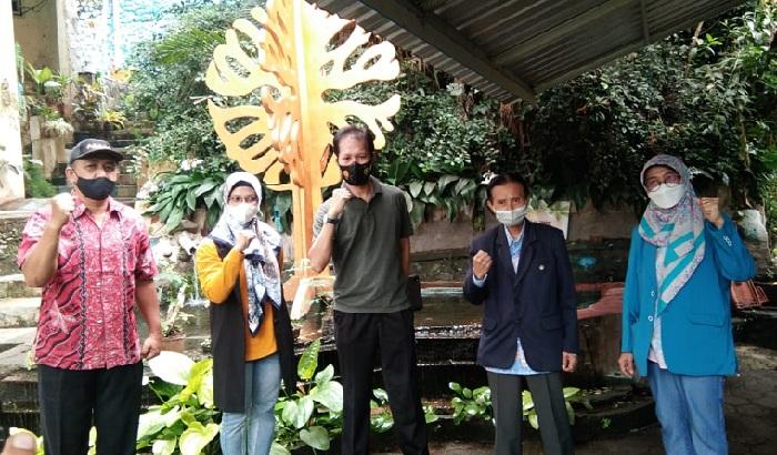 ITN Malang Bantu Peningkatan Kapasitas Mitigasi dan Adaptasi Perubahan Iklim di RW 7 Tlogomas