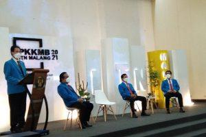 Usung Tema Keragaman Menuju Insan Intelektual, ITN Malang Gelar PKKMB Daring