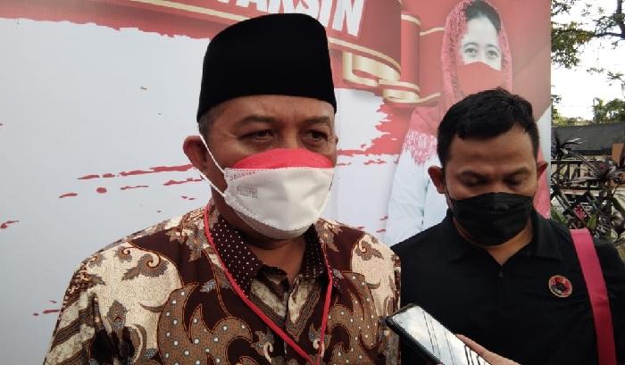 Ketua DPC PDIP Kota Malang, I Made Riandiana Kartika