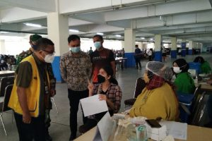 Kolaborasi Universitas Ma Chung–Ciputra Group Dukung Program Percepatan Vaksinasi